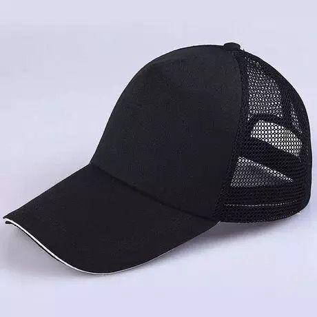 黑色棒球帽