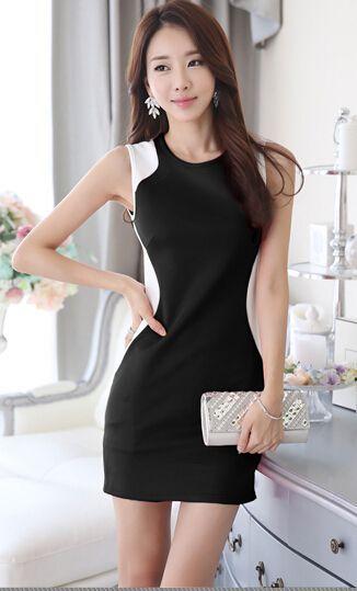 夏季流行什么款式的迷你裙?