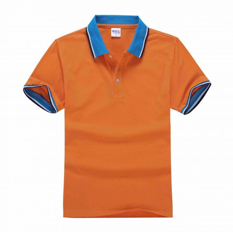不同类型T恤衫定制及穿法