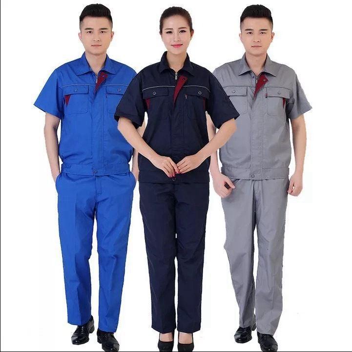 夏季穿全棉东莞工作服不热吗?全棉东莞工作服的特性是什么