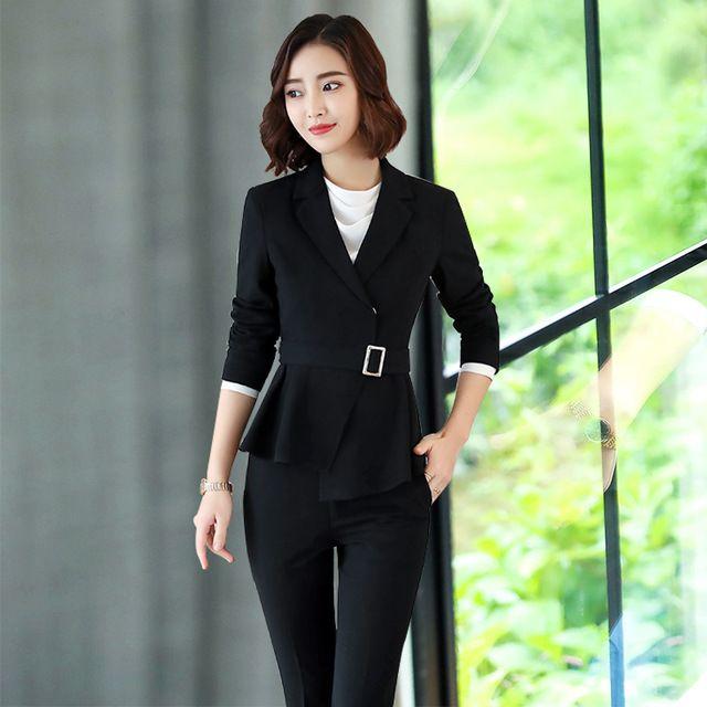 职业装定做常用的剪裁方法以及职业装的着装要领