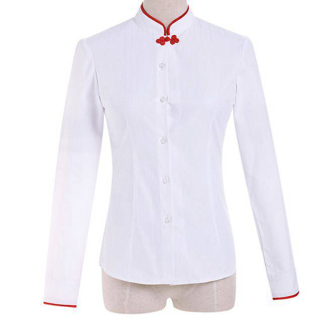 衬衫订制的领型有哪些款式?订制有哪些流程?